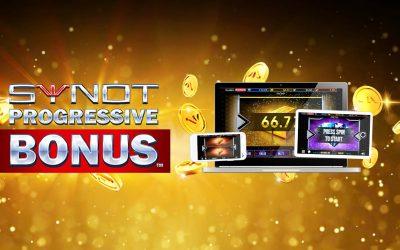 Synot Progessive Bonus