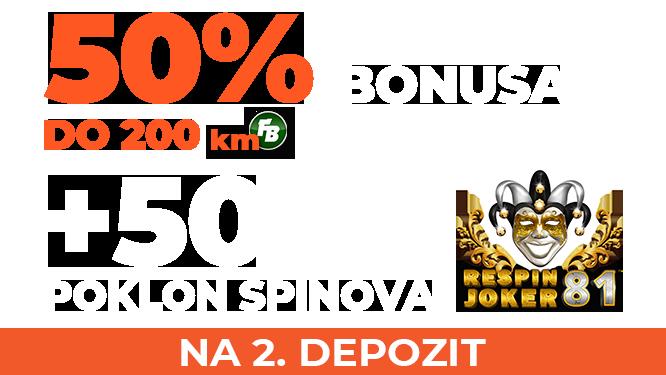 paket dobrodoslice 2 bonus