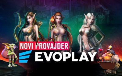 EvoPlay – novi provajder
